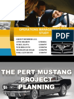 Case Study Pert Mustang - Updated