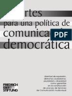 Libro Democratizacioncomunicacion