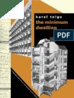 Architecture and modernity a critique modernity frankfurt school karel teige the minimum dwelling fandeluxe Choice Image