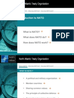 NATO- An Introduction