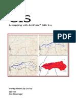 GIS Manual ArcView3x
