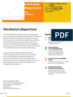 Riverhead Central School District 2010-2011 School Report Card