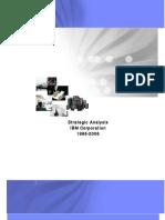 IBM Strategic Analysis
