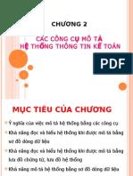 Chuong2 Cong Cu Mo Ta Htttkt
