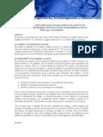 5. Referencias Bibliograficas. Articulos I2+D