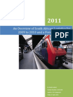 The Intergration of Enviromentally Friendly Practices Within the South African Logistics System
