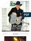 Michael Peterson - A Voice for Veteransd