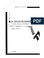 Eloficiodeensear Edithlitwin Captulo2 110627141724 Phpapp02 (1)