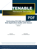 Nesssus Web Based Auditing 0