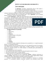 01 Bazele Teoretice Ale Informatiei