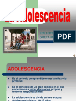 presentacion adolesencia