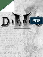 Diablo II Manual