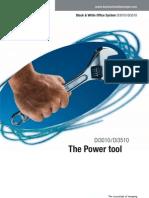 Di3510F Brochure