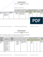 Estudios Interdiciplinarios Plan (2010-2011)