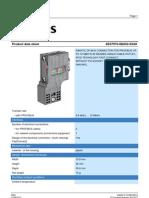 Conector Profibus 6es7972 0ba52 0xa0