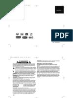 Manual Dr385