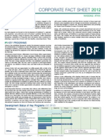 ATHX Investor Fact Sheet