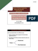 Food Reology