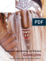 Pueblos Riesgo Guarijios