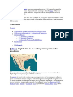 La minería en Nueva España