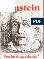 Albert Einstein - Perchè il socialismo_