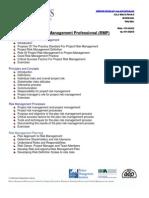 RMP Course Contents