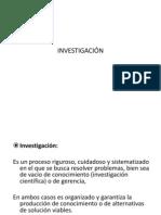 Clase  2 Met Investigaciòn marzo 2012