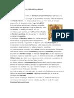 Produccion Literaria de Los Pueblos Precolombinos
