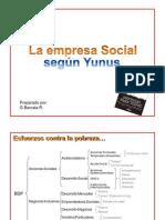 Empresa Social Yunus 01