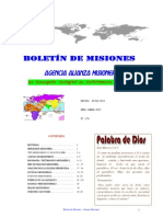 Boletin de Misiones 09-04-2012