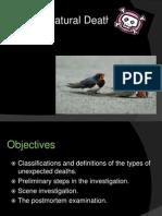 8 - Sudden Natural Death Part1