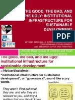 Sustainable Development Webinars