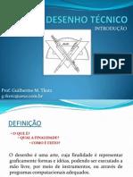 DESENHO TÉCNICO AULA 01