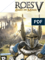 Heroes of Might and Magic v - Manual - PC
