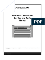 Room Air ZQ08-10 CP08!10!12 Svc Parts Manual 5-06