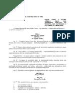 A REGIME JURÍDICO DE PIRABAS