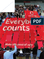 Vodafone Australia Corporate Responsibility Report 2007 latest DEV 003737 web