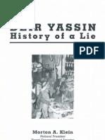 Deir-Yassin History of a Lie