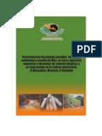 Impacto de minería en Morazán, El Salvador