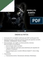 coresuite AddOn para SAP Business One em Português