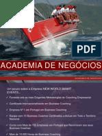Academia de Negócios - Braga com Hélder Falcão
