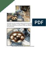 Kuih Bahulu Atau Baulu Merupakan Makanan Tradisional Yang Tipikal Dalam Kehidupan Masyarakat Terutamanya Di Negeri Terengganu