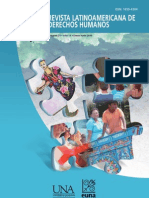 Revista Latinoamericana de Derechos Humanos - 21