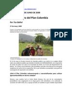 El Lado Oscuro Del Plan Colombia