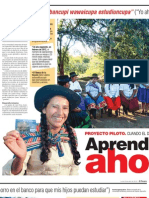 Diario El Peruano Aprendiendo a ahorrar