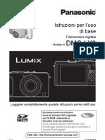 Manuale LX3 Ita
