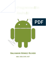 Manual Programación Android [sgoliver.net] v2.0