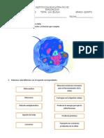 Ciencias naturales  la célula grado 5