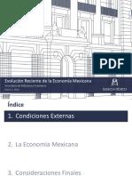Evol Economia Mexicana 5 Ene 2012 Carstens