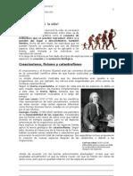 Guia Teorías de la Evolución 2011